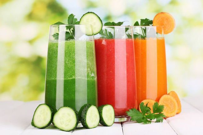 juice diet for weight loss