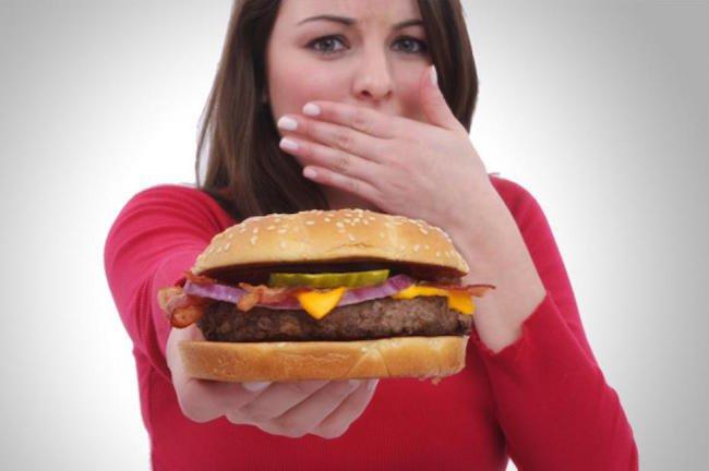 overcome food aversions