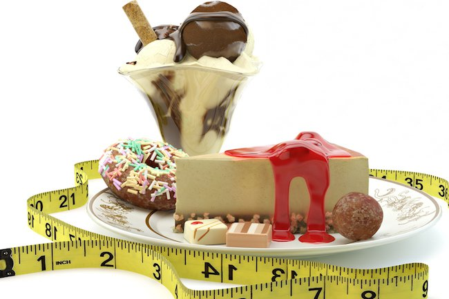 worst weight loss foods
