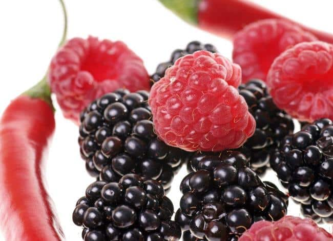 benefits of berries