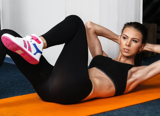 ab exercises for belly fat