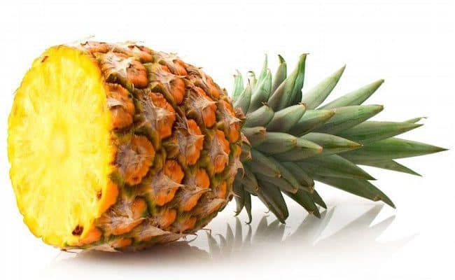 benefits from eating pineapple
