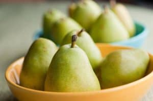 benefits of eating pears