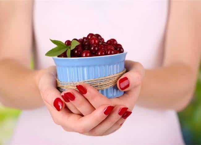 berries nutrients