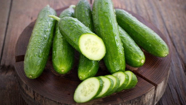 cucumbers good for weight loss