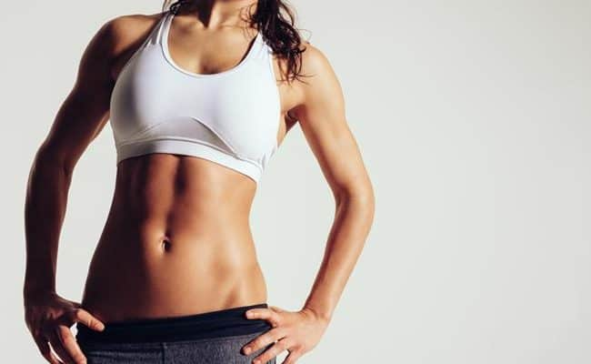 lose weight in the stomach