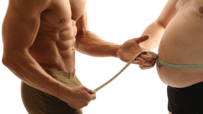 flat stomach myths