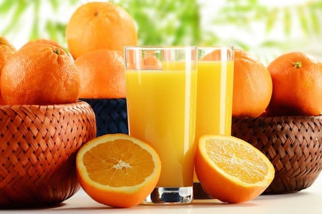 is 100 fruit juice healthy high sugar fruits