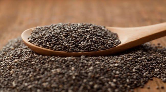 health benefits chia seeds