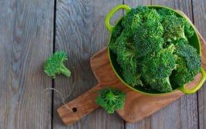 health benefits of broccoli