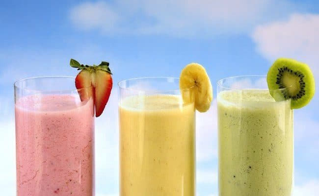 healthy breakfast drinks