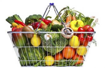 What's on a healthy grocery list for weight loss?