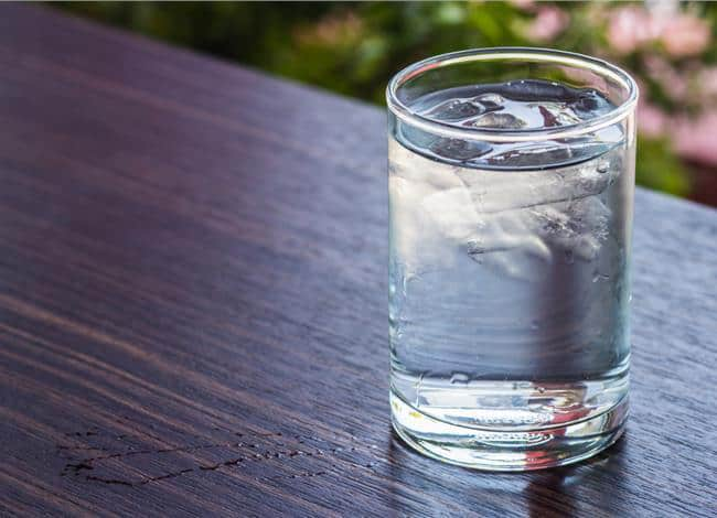 how much water to drink per day