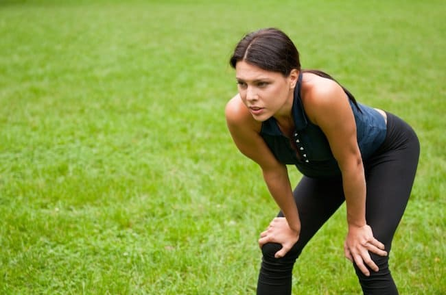 how to breath during exercise
