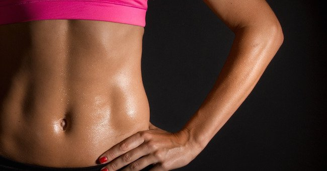 How to get a flat stomach in 3 months