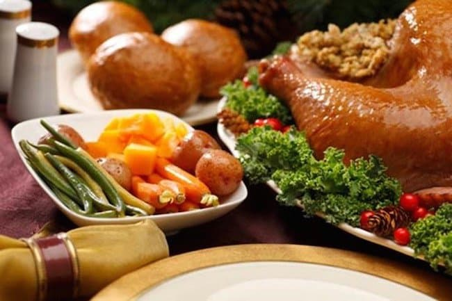 how to make holiday meals healthier