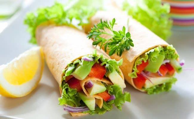 how to start a vegetarian diet