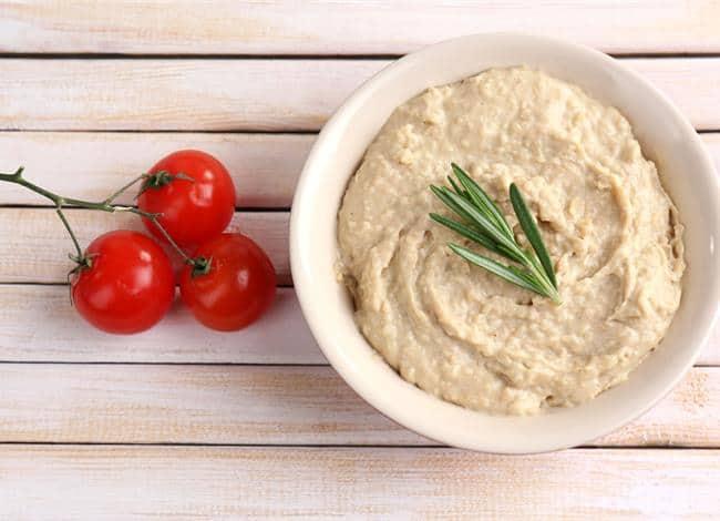 is hummus a good diet food