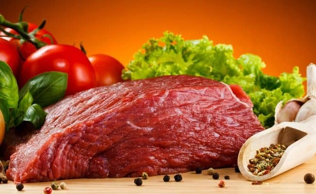 is beef healthy or fattening