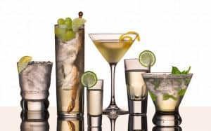 low calorie alcoholic drinks