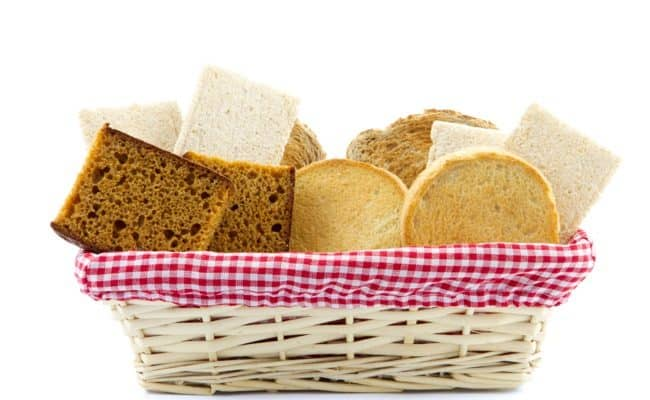 low carb bread substitutes