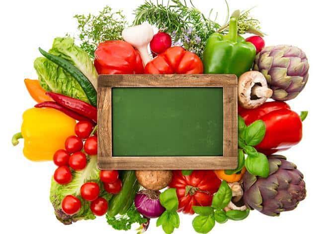 make a healthy salad