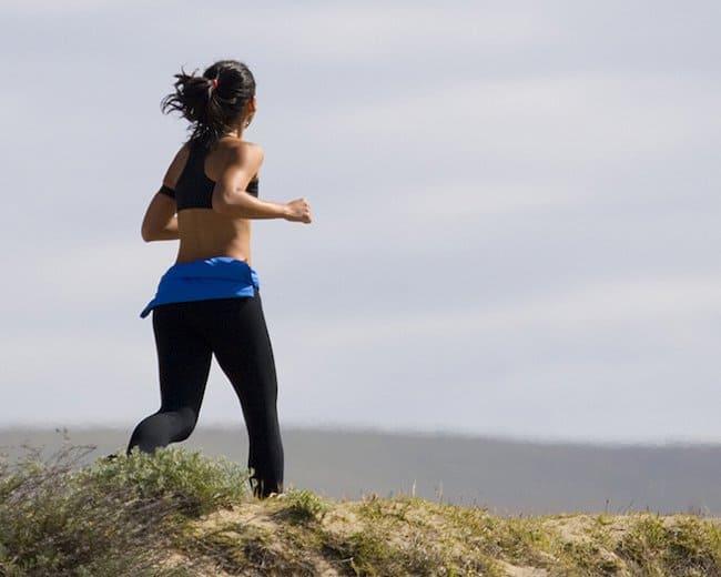 make running easier