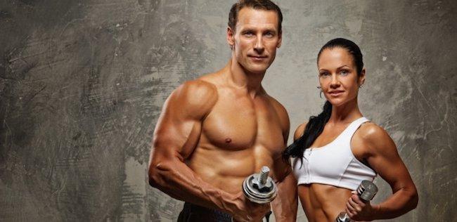 Os homens perdem peso mais rapidamente do que as mulheres