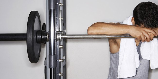 muscle building myths