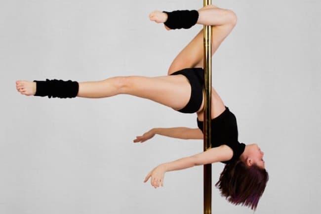 pole dancing fitness