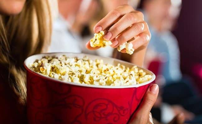 pop corn good for you
