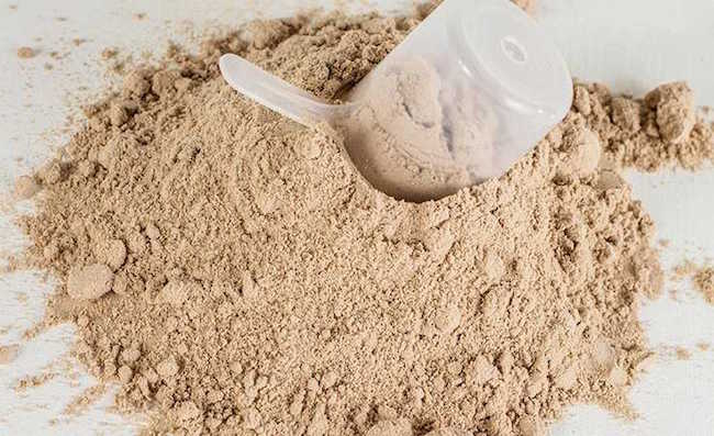 How Much Does Protein Powder Help Build Muscle