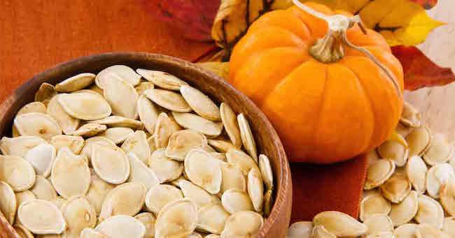pumpkin seeds good for you