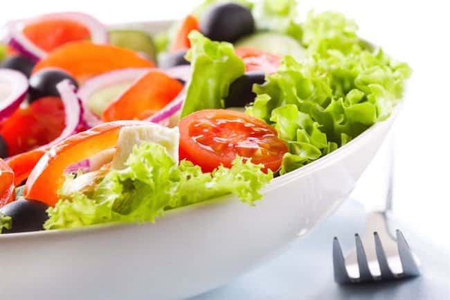 salad as a healthy food