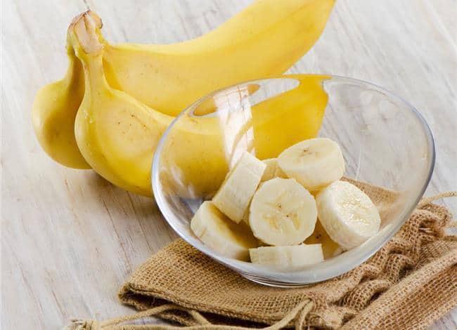 should you eat bananas at night