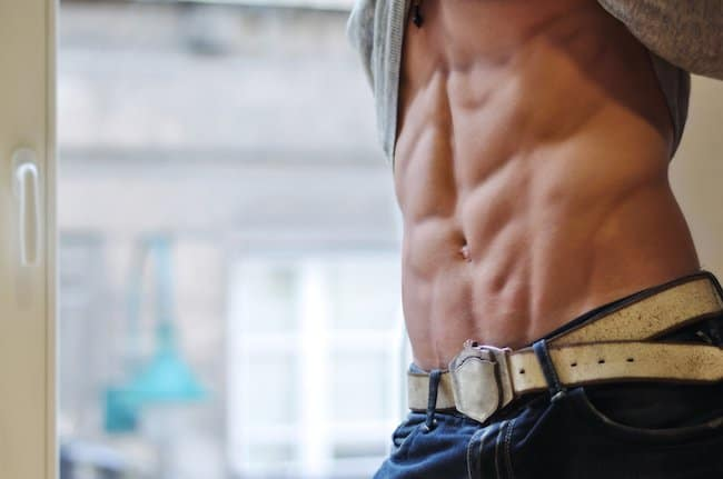 six pack abs without equipment
