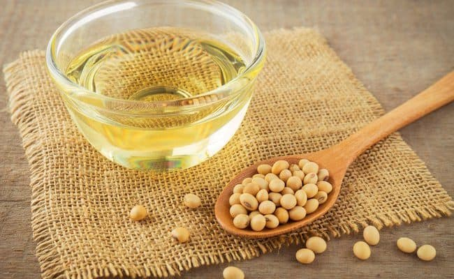 soybean oil healthy