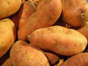 sweet potatoes weight loss