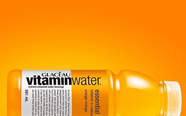 benefits of vitamin water