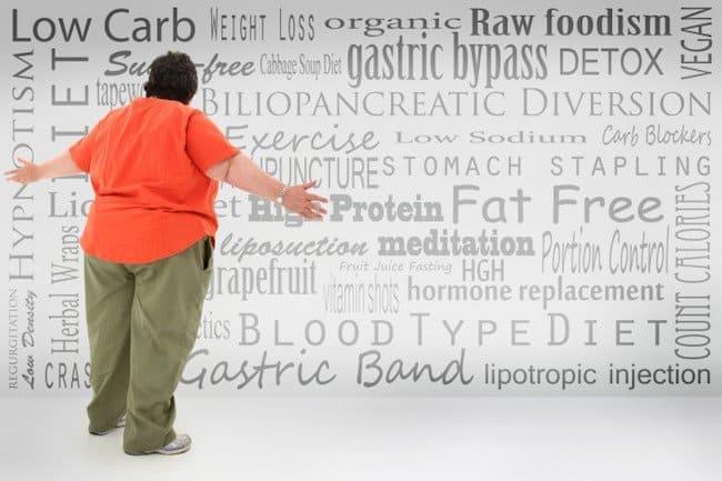 worst fad diets