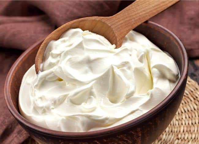 does yogurt help with weight loss