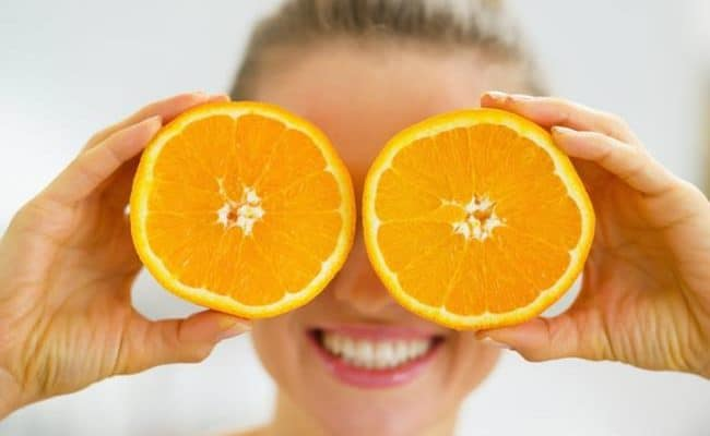 Foods to Improve eye vision