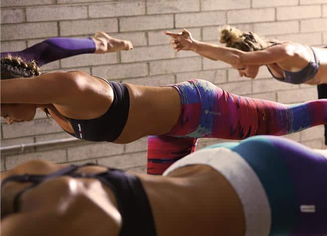 specialized fitness studios