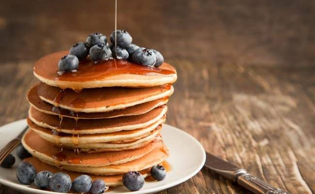 diet friendly pancake recipes