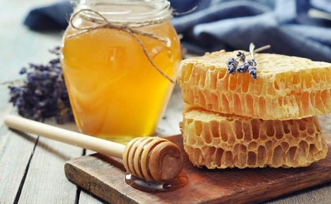 how much honey