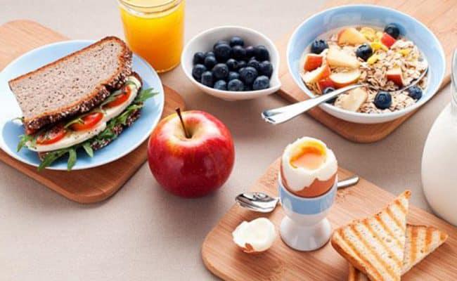 weight loss breakfast ideas