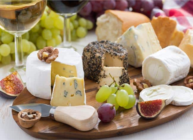 Best Diet Friendly Cheeses