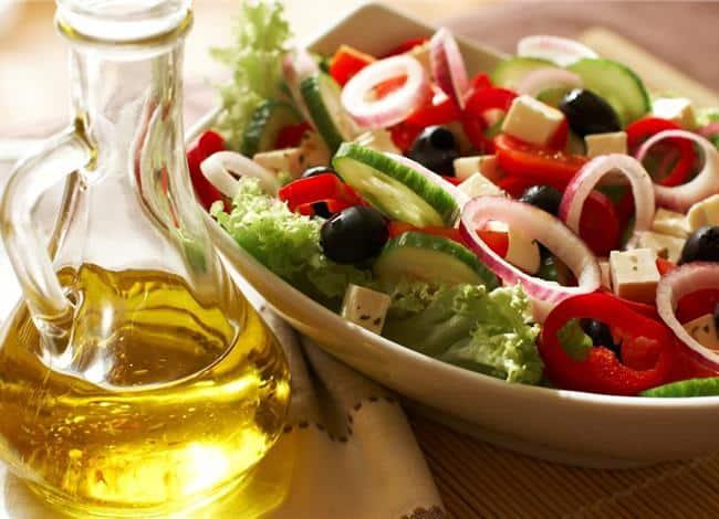 mediterranean diet olive oil