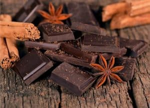 black chocolate health benefits