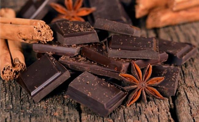 black chocolate health benefits
